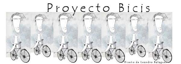 Proyecto Bicis