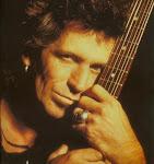 Keith Richards diskografija