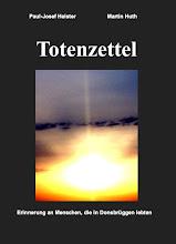 Totenzettelbuch Donsbrüggen ab dem 19.11.2010 erhältlich