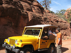 Sedona jeep tour