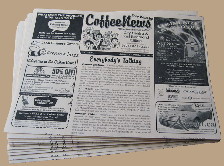 Picture of Coffee News - #4