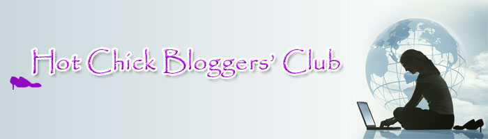 Hot Chick Blogger's Club