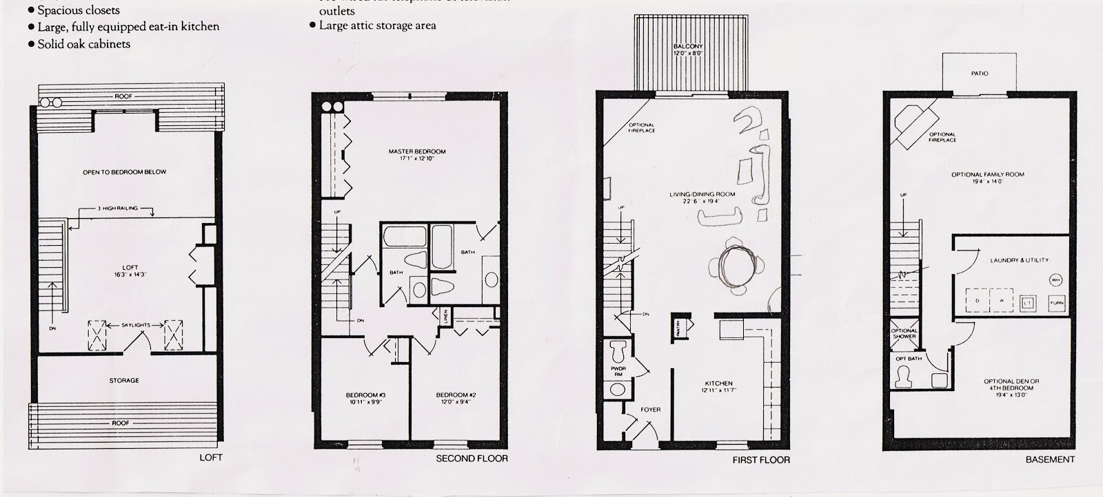 Bathroom floor plans for 7 x 10 home decorating for Bath floor plans