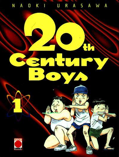 Votre mangathèque - Page 2 20th+century+boys+1er+tome