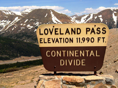Loveland Pass
