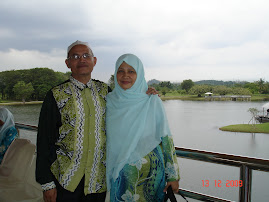 Bersama Isteri yang tersayang