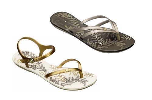 en el palacio de las sandalias tenemos una variedad de sandalias con ...