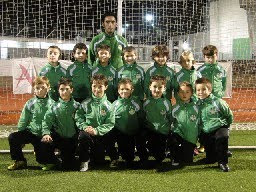 C.D. Atlético Tartessos Prebenjamín A