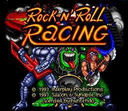 Jogos de Snes e seu desempenho Cybergame  Rock%2BN%27%2BRoll%2BRacing%2B%28U%29%2B0000