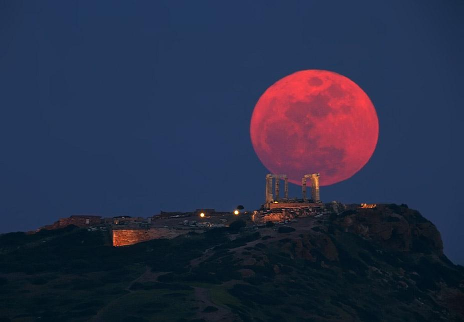 Eclipe total de luna 21 DIC / y algo mas... Luna+roja