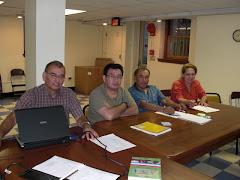 Circulo conversacional y de lectura en Guarani en la capital norteamericana
