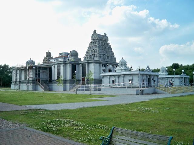 Lord Venkateshwara Temple, Birmingham