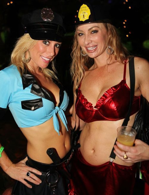 playboy halloween party