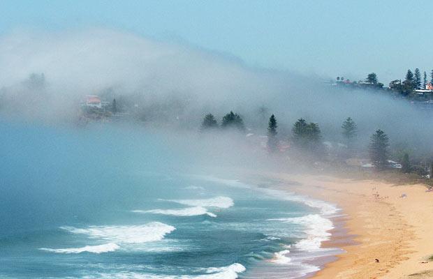 australian weather calendar2010 august