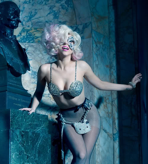 lady gaga photoshoot