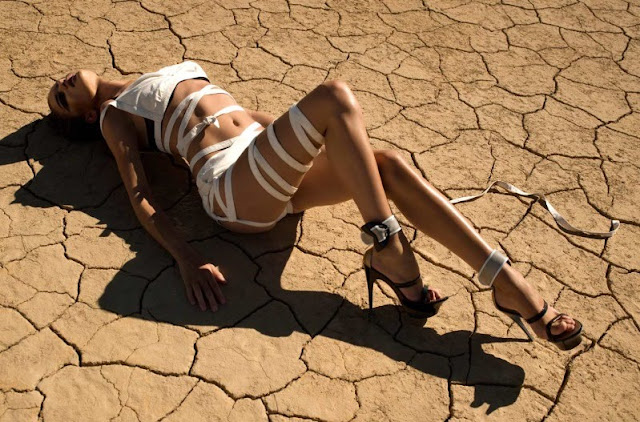 Rosie Huntington in bikini