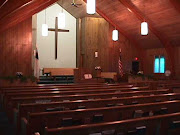 Inside our church