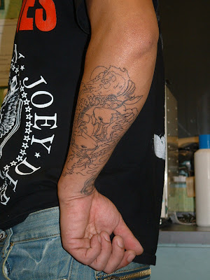 tattoo carpas. mas carpas.