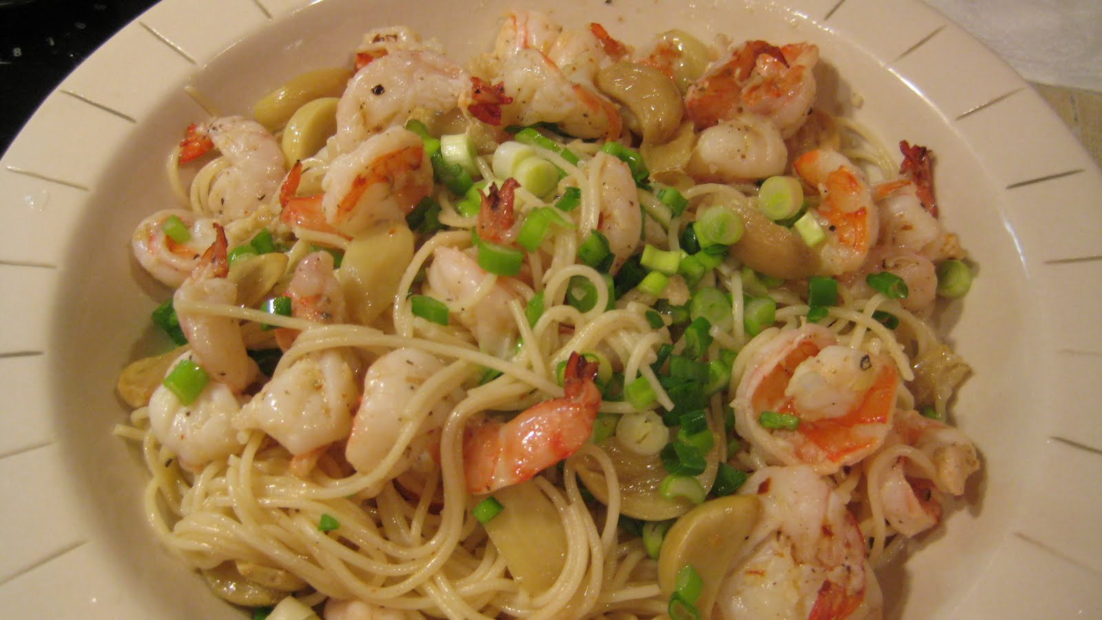 ... shrimp angel hair pasta silk route chef shrimp with angel hair at the