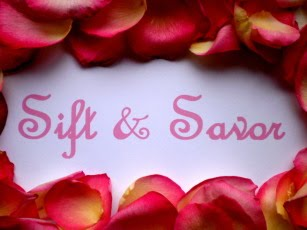 Sift & Savor
