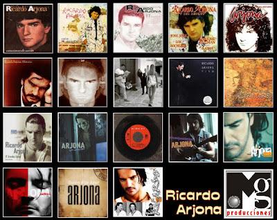 Ricardo Arjona - Quinto Piso lbum BuenaMusicacom