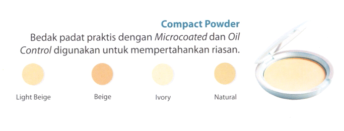 Beauty By Wardah Compact Powder