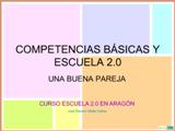 COMPETENCIAS BÁSICAS Y ESCUELA TIC 2.0