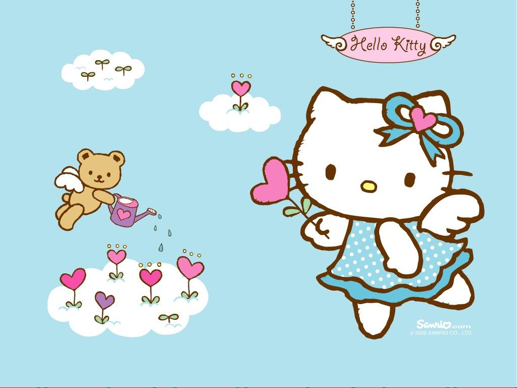 Amazing Wallpaper Hello Kitty Angel - hk+angel  Trends_999178.bmp