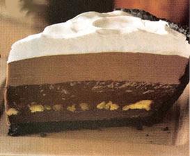 Recipes: Triple Layer Mud Pie