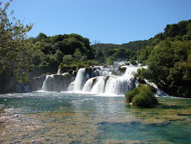 Skradinski Buk at Krka National Park