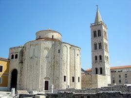 Sveti Donat in Zadar