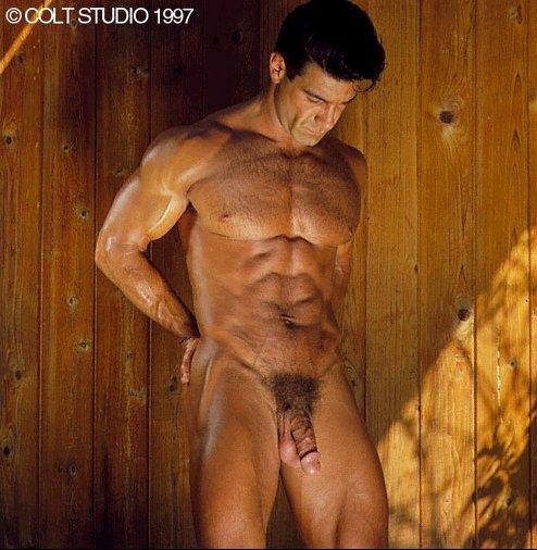 Tony ganz nude photos
