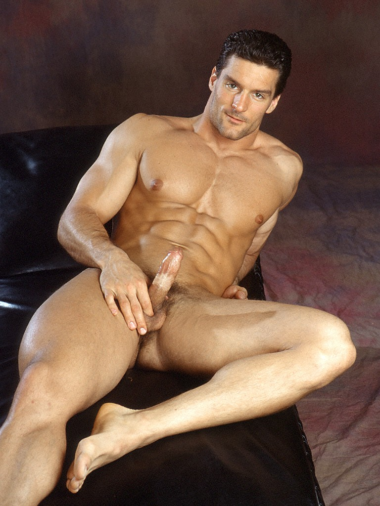 from Eric gay men mag