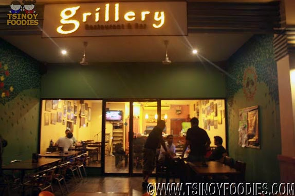 grillery restaurant and bar