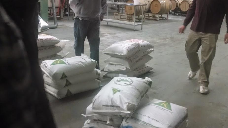 Sacks of Grain 1