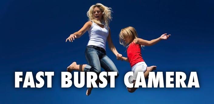 Fast Burst Camera Apk v4.3.0