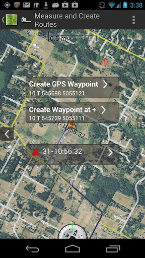BackCountry Navigator PRO GPS android app