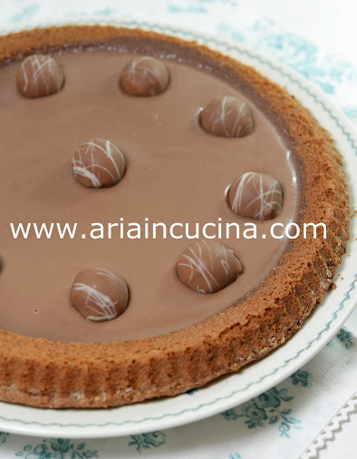 Blog di cucina di Aria: Torta al cioccolato (delle uova di Pasqua)