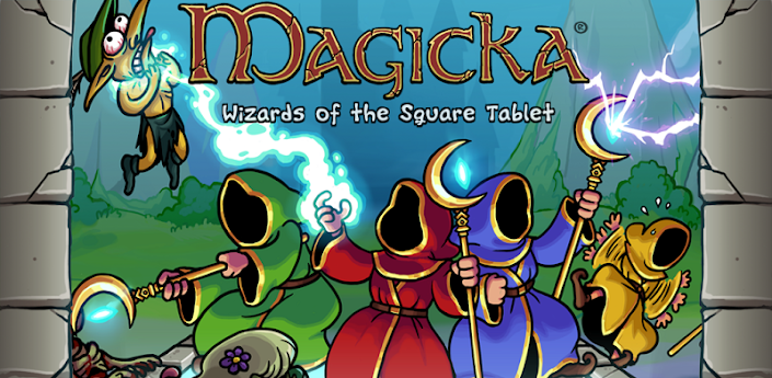 Magicka Apk Cracked Mod Full version