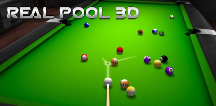 [ANDROID] 3D REAL POOL