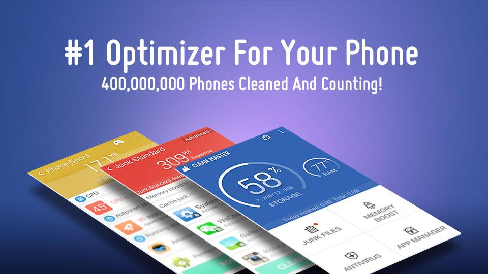 clean master booster app download
