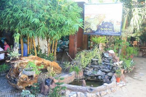 kuyba almoneca meditation garden