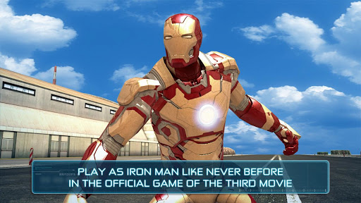 Download games Iron Man 3 for Android Google Play