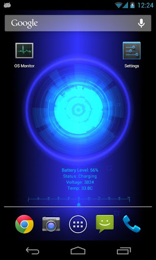 battery core live wallpaper