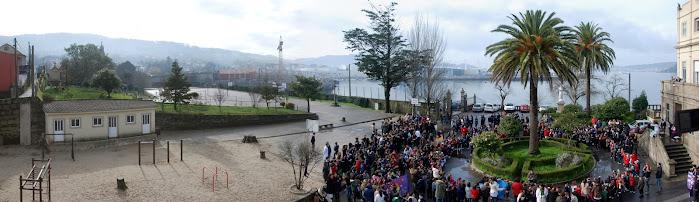 Ver más imágenes del acto del Día de la Paz