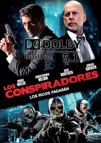 Los Conspiradores Poster