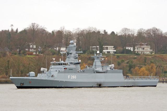 FGS Braunschweig (F 260)
