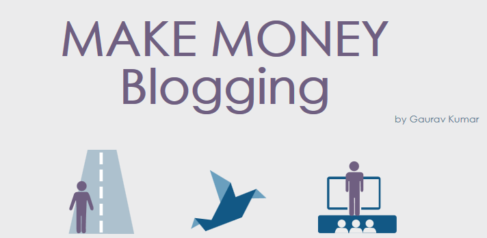 Make Money Blogging : Infographic : eAskme