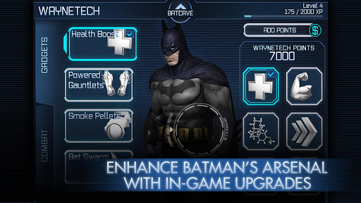 Download Batman Arkham City Lockdown Torrent Android APK 2013