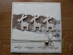 Świąteczna karka handmade